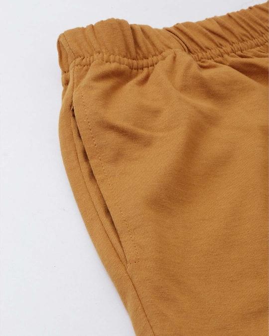 Shop Brown Solid Boxer