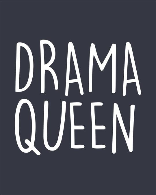 Shop Queen Of Drama Boyfriend T-Shirt