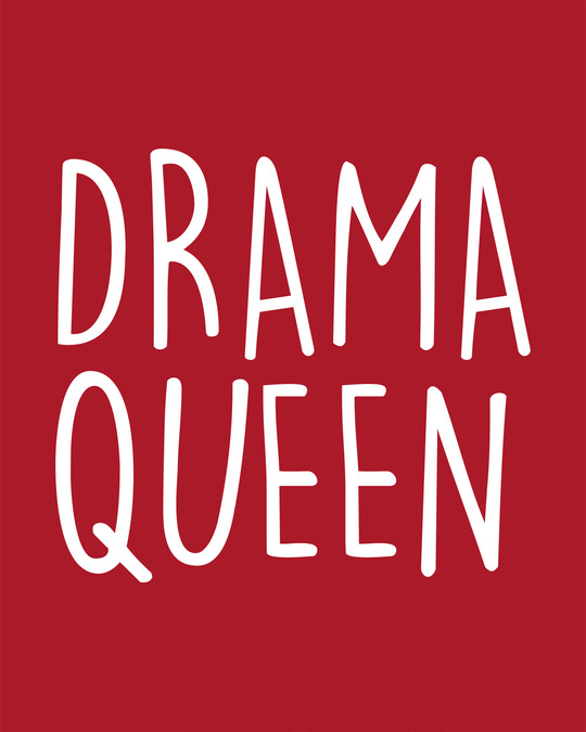Shop Queen Of Drama Boyfriend T-Shirt