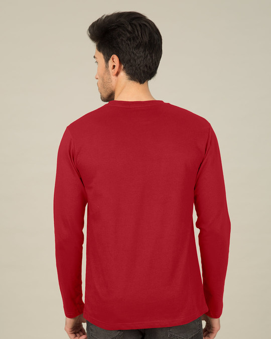 Shop Raaste Full Sleeve T-Shirt-Back