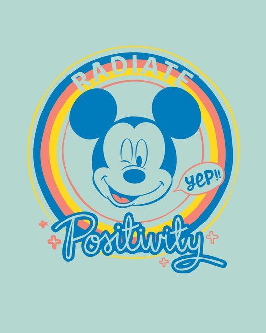 Shop Radiate Positivity Boyfriend T-Shirt (DL)-Full