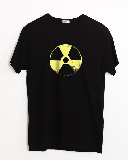 Shop Radioactive Half Sleeve T-Shirt-Front