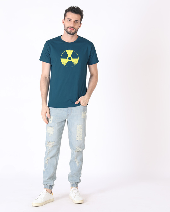 Shop Radioactive Half Sleeve T-Shirt