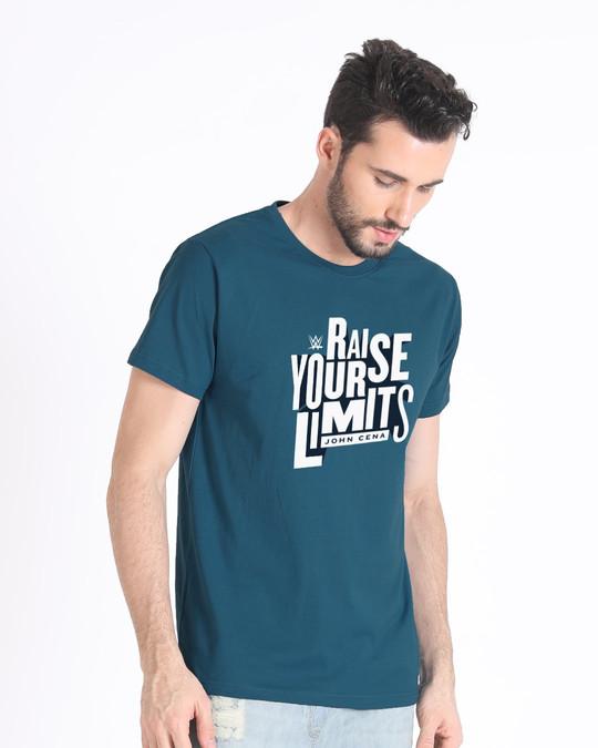 Shop Raise Your Limits Half Sleeve T-Shirt (WWEL)-Full