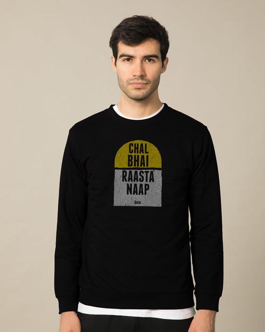 Shop Rasta Naap Sweatshirt-Front