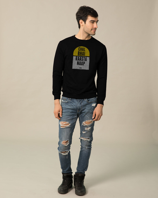 Shop Rasta Naap Sweatshirt