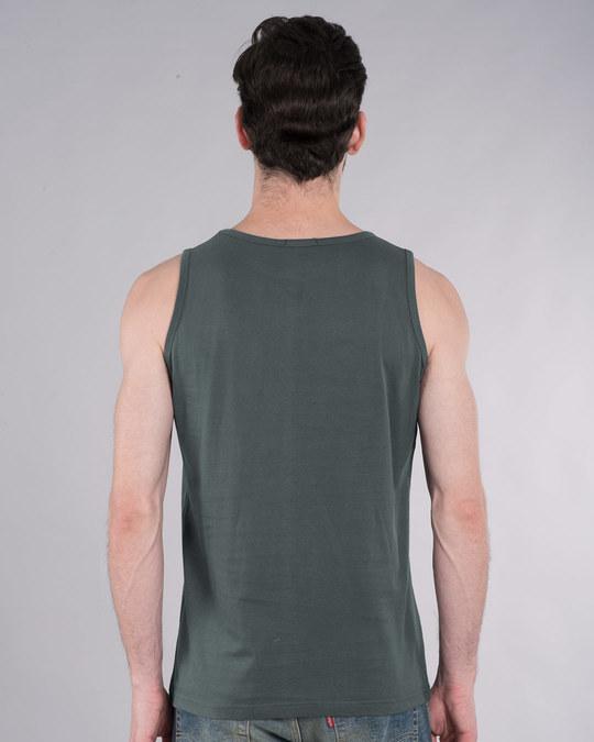 Shop Rather Be In Bed Vest (DL)-Back