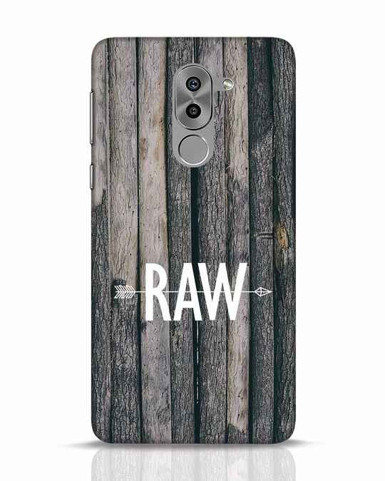 Raw Huawei Honor 6x Mobile Cover