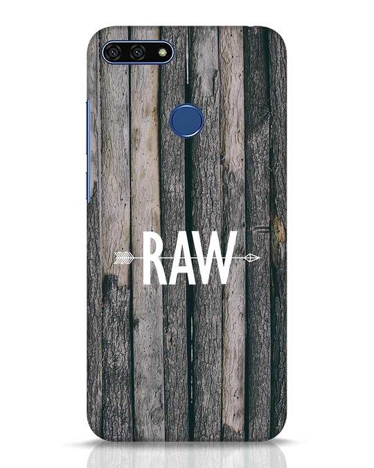 Shop Raw Huawei Honor 7A Mobile Cover-Front