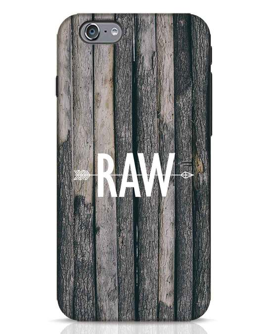 Shop Raw iPhone 6s Mobile Cover-Front
