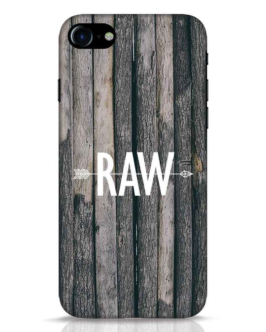 Shop Raw iPhone 7 Mobile Cover-Front