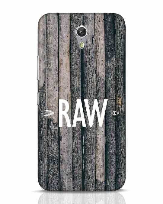 pretty nice 91f28 21c50 Raw Lenovo Zuk Z1 Mobile Cover