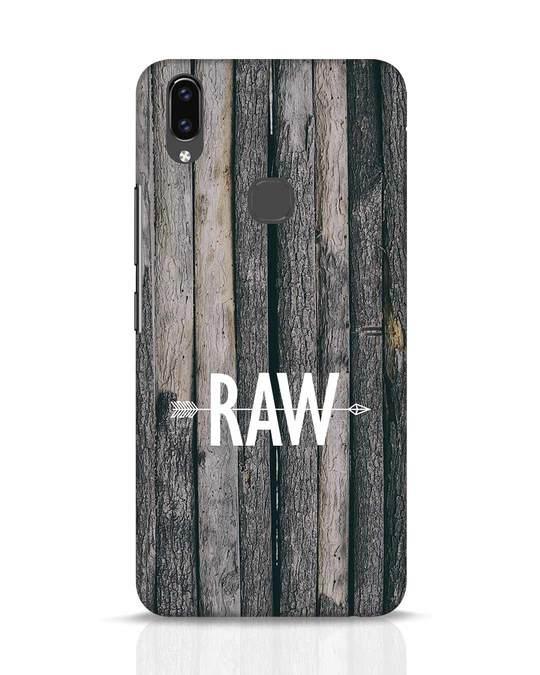 Shop Raw Vivo V9 Mobile Cover-Front