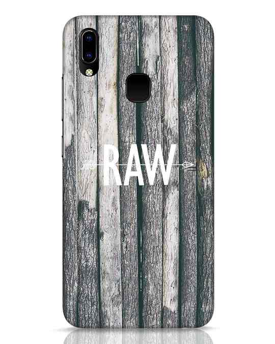 Shop Raw Vivo Y93 Mobile Cover-Front