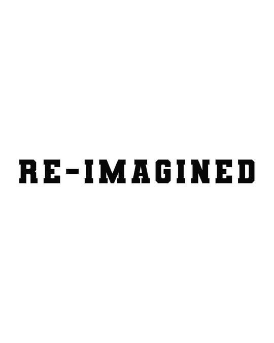 Shop Re Imagined Color Block T-Shirt