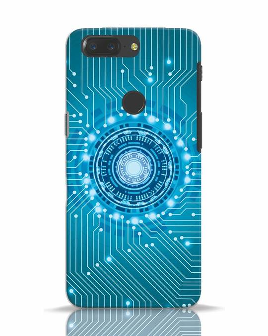 Shop Reactor OnePlus 5T Mobile Cover-Front