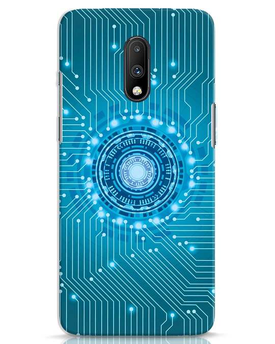 Shop Reactor OnePlus 7 Mobile Cover-Front