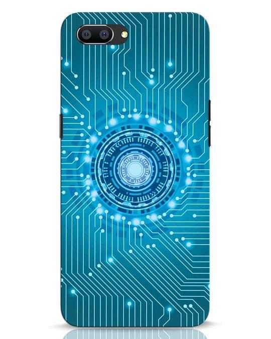 Shop Reactor Realme C1 Mobile Cover-Front