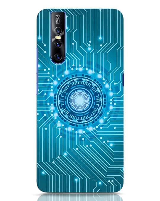Shop Reactor Vivo V15 Pro Mobile Cover-Front