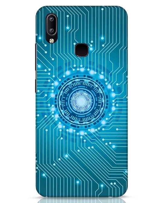 Shop Reactor Vivo Y91 Mobile Cover-Front