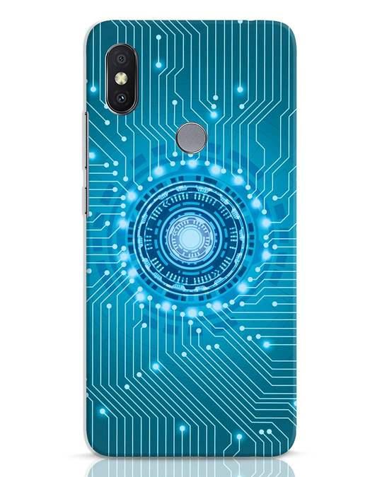 Shop Reactor Xiaomi Redmi Y2 Mobile Cover-Front