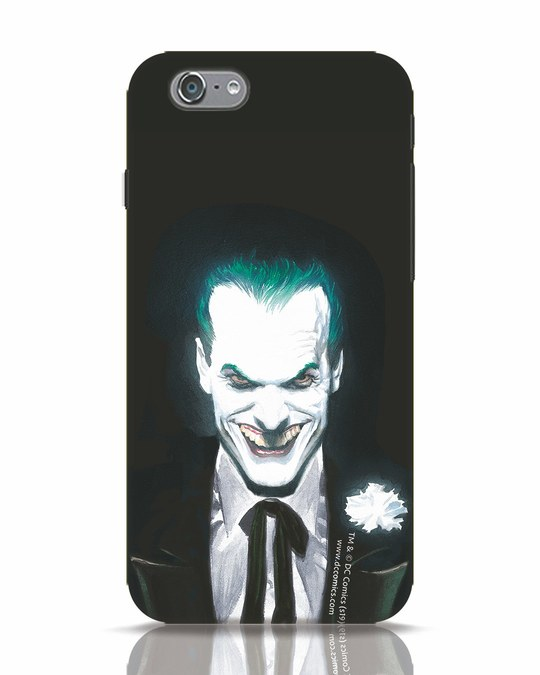 Shop Realistic Joker iPhone 6s Mobile Cover (BML)-Front