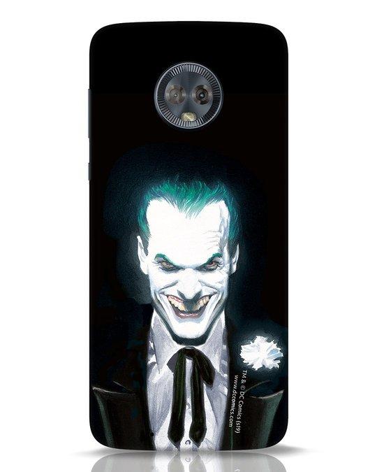 Shop Realistic Joker Moto G6 Mobile Cover (BML)-Front