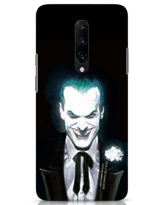 Shop Realistic Joker OnePlus 7 Pro Mobile Cover (BML)-Front