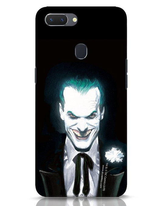 Shop Realistic Joker Realme 2 Mobile Cover (BML)-Front