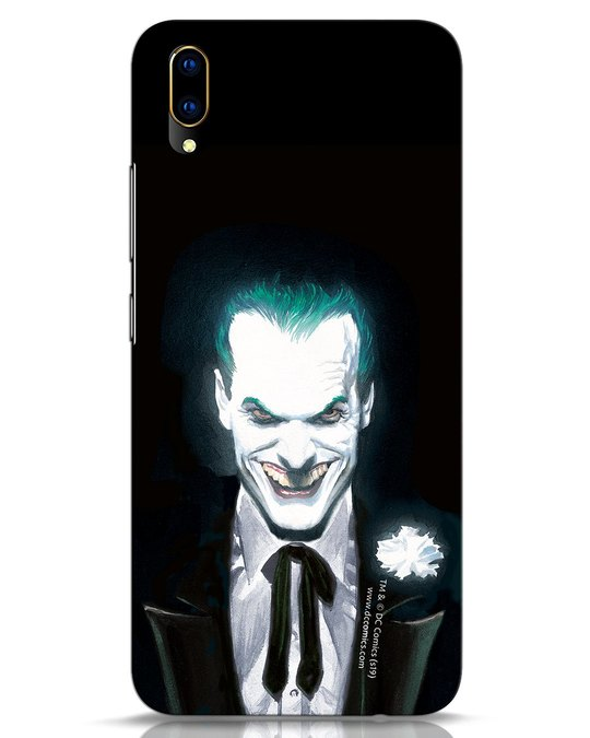 Shop Realistic Joker Vivo V11 Pro Mobile Cover (BML)-Front