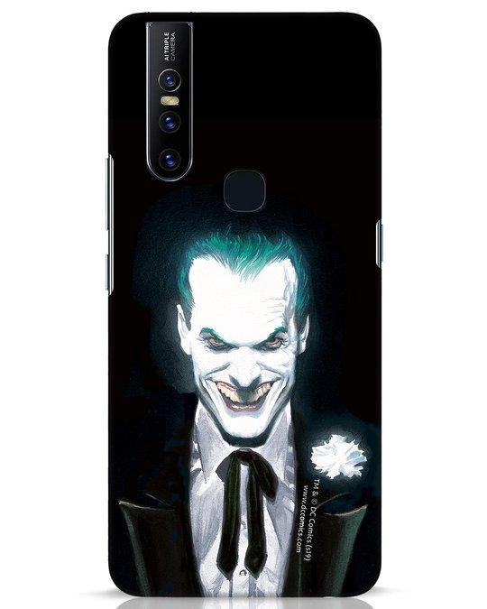 Shop Realistic Joker Vivo V15 Mobile Cover (BML)-Front