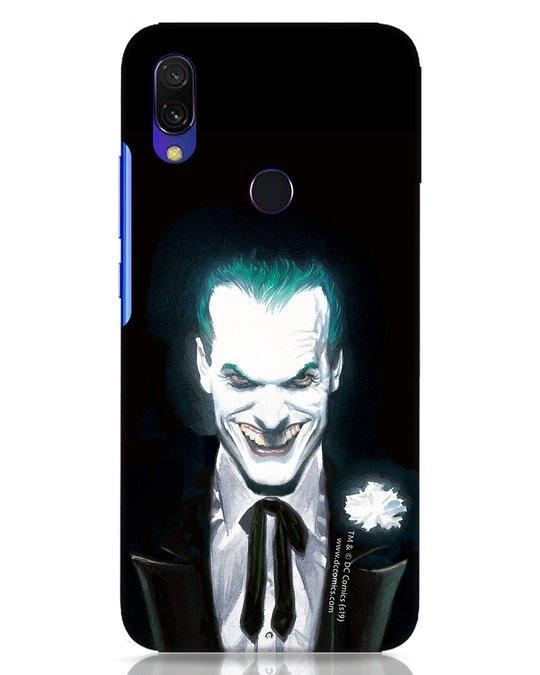 Shop Realistic Joker Xiaomi Redmi Y3 Mobile Cover (BML)-Front