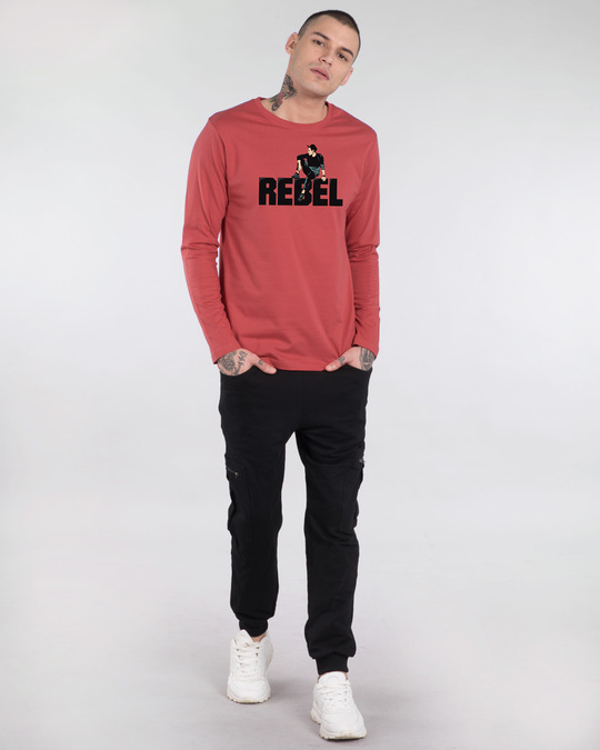 Shop Rebel Sight Full Sleeve T-Shirt-Design
