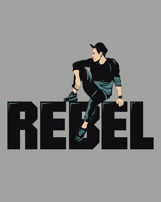 Shop Rebel Sight Full Sleeve T-Shirt-Full