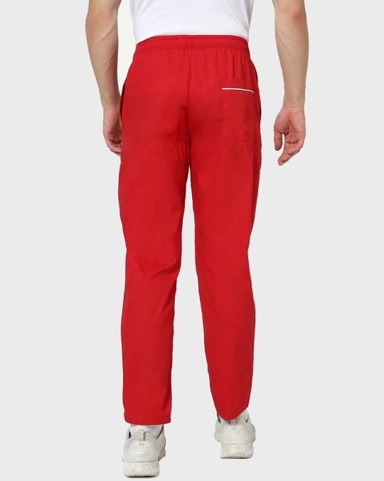 Shop Red Passion Plain Pyjama-Design