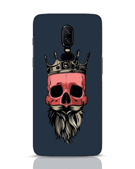 Shop Redskull OnePlus 6 Mobile Cover-Front