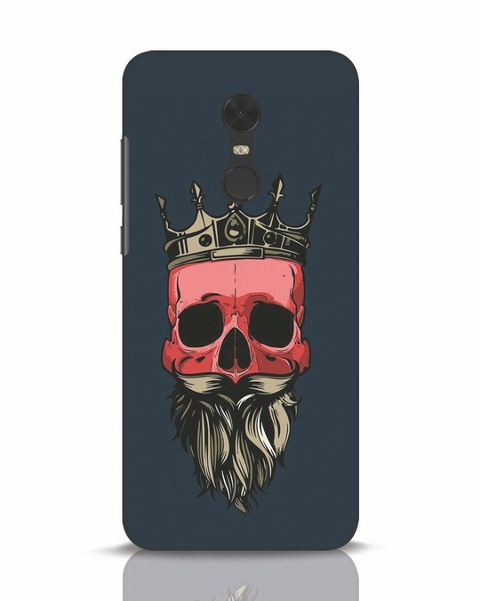 Shop Redskull Xiaomi Redmi Note 5 Mobile Cover-Front