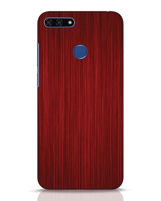 Shop Redwood Huawei Honor 7A Mobile Cover-Front