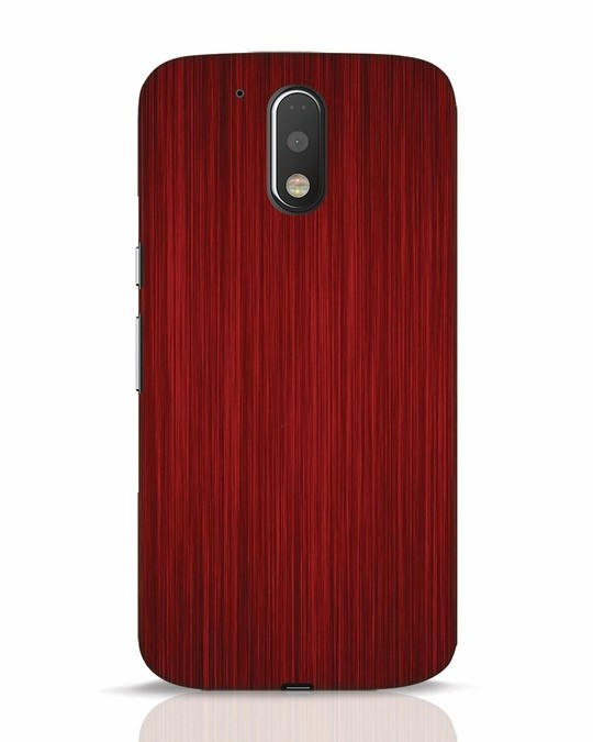 Shop Redwood Moto G4 Plus Mobile Cover-Front