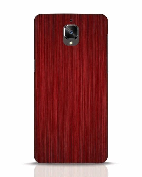 Shop Redwood OnePlus 3 Mobile Cover-Front