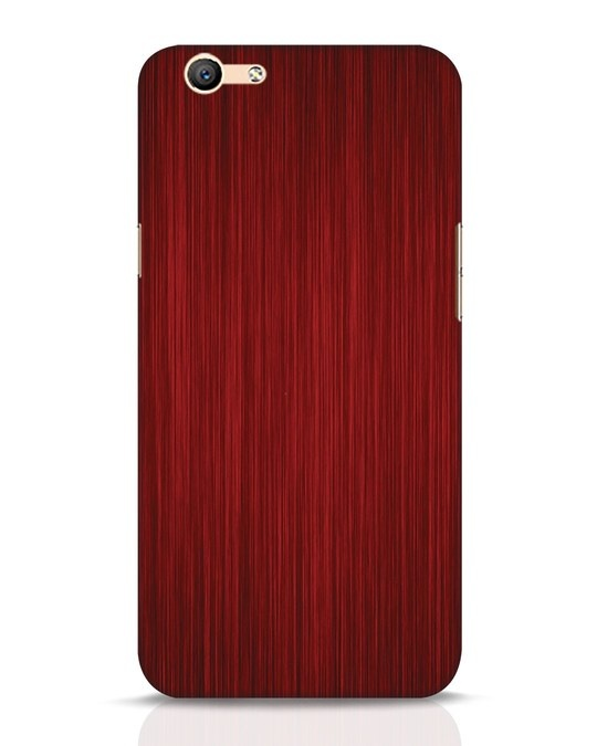 Shop Redwood Oppo F1s Mobile Cover-Front