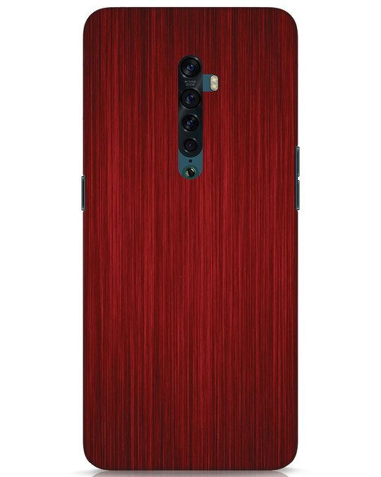 Shop Redwood Oppo Reno 2 Mobile Cover-Front