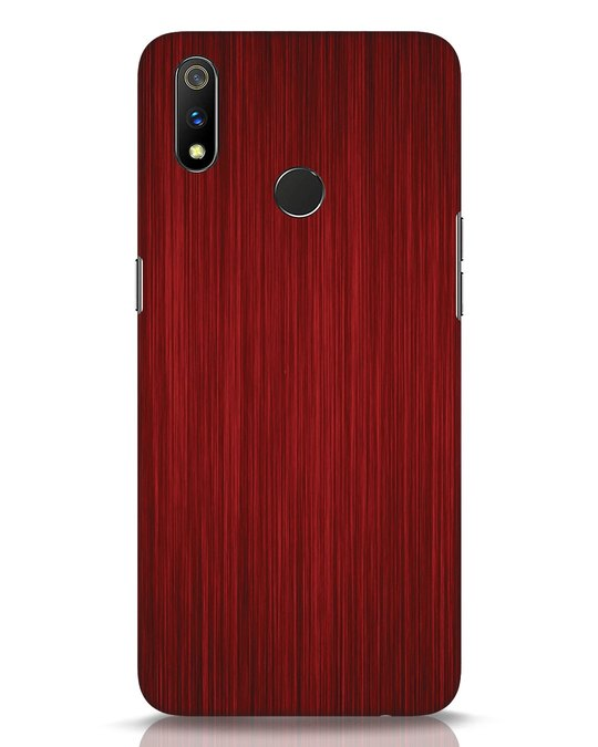 Shop Redwood Realme 3 Pro Mobile Cover-Front