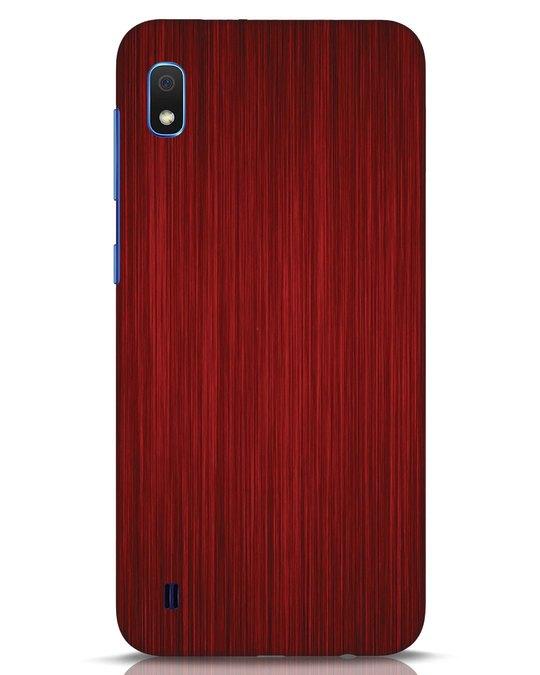 Shop Redwood Samsung Galaxy A10 Mobile Cover-Front
