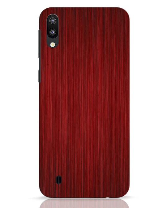 Shop Redwood Samsung Galaxy M10 Mobile Cover-Front