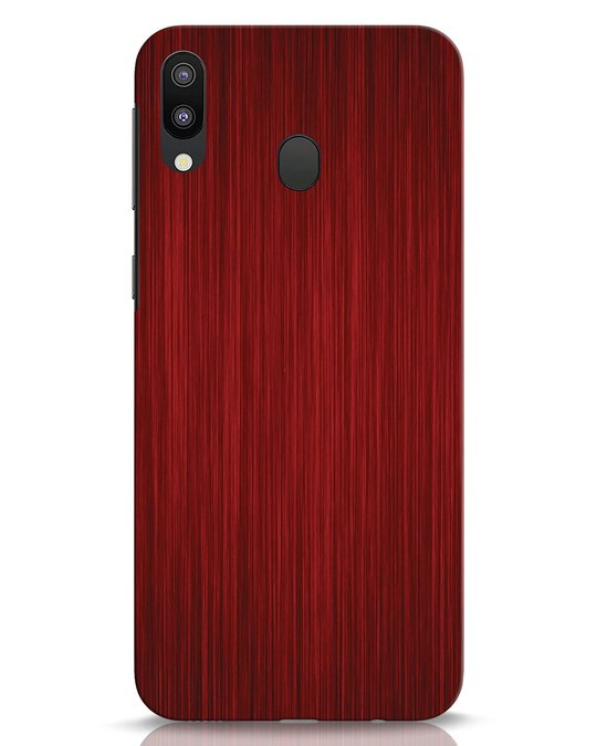 Shop Redwood Samsung Galaxy M20 Mobile Cover-Front