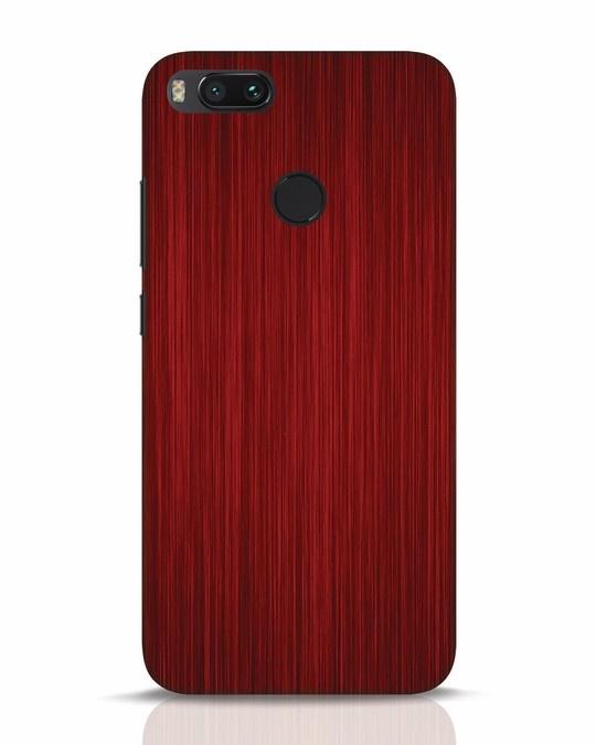 Shop Redwood Xiaomi Mi A1 Mobile Cover-Front