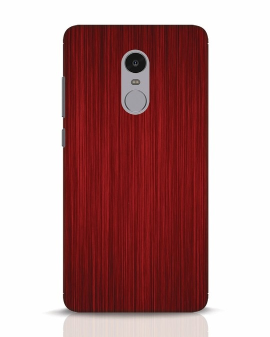 Shop Redwood Xiaomi Redmi Note 4 Mobile Cover-Front