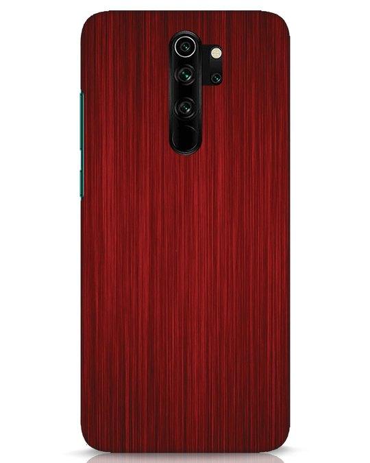 Shop Redwood Xiaomi Redmi Note 8 Pro Mobile Cover-Front