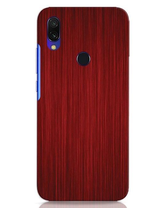Shop Redwood Xiaomi Redmi Y3 Mobile Cover-Front
